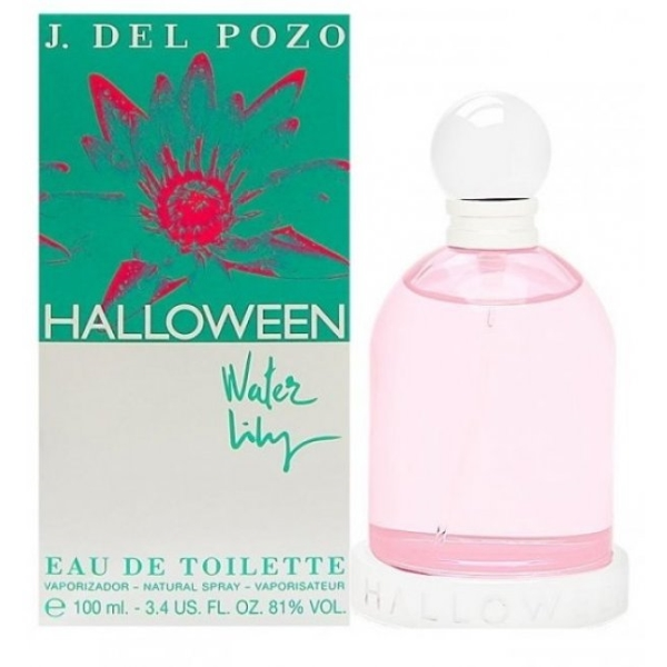 HALLOWEEN WATER LILY by Jesus del Pozo