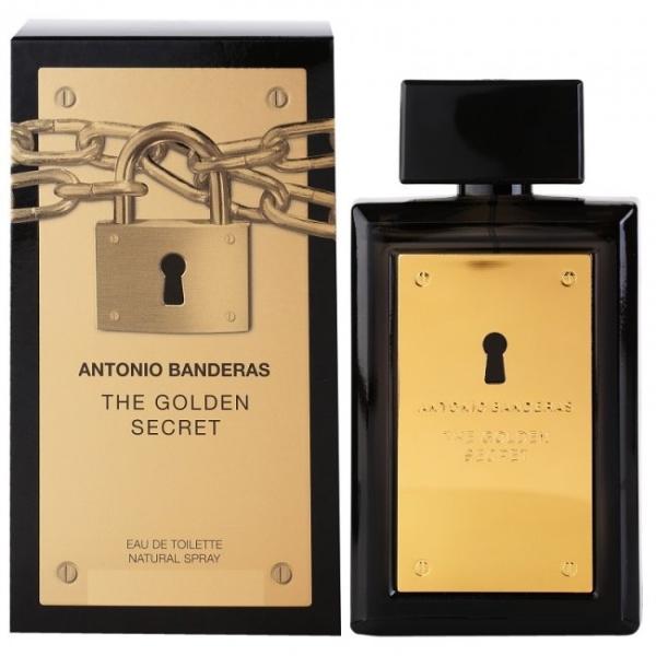 THE GOLDEN SECRET 200ML by Antonio Banderas