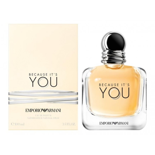 BECAUSE IT'S YOU by Armani