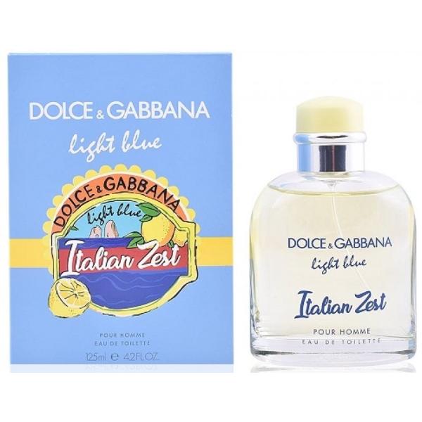 LIGHT BLUE ITALIAN ZEST MEN by Dolce & Gabbana
