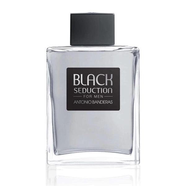 SEDUCTION IN BLACK by Antonio Banderas