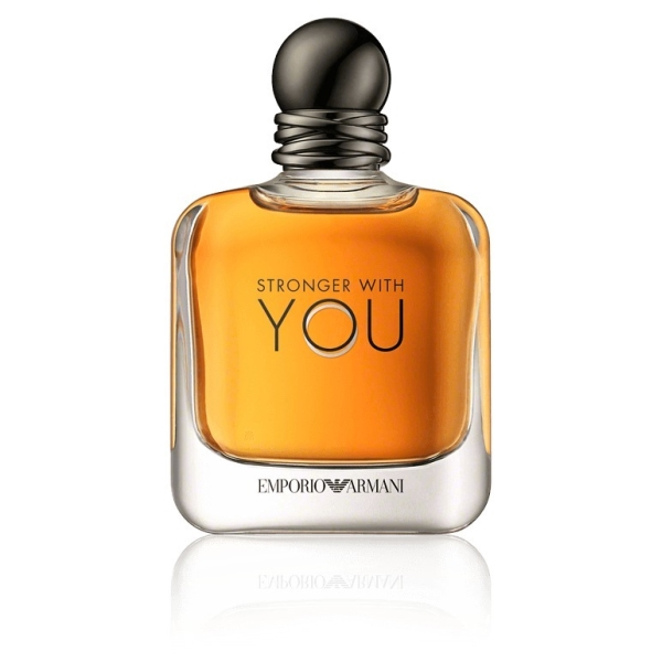 STRONGER WITH YOU by Armani