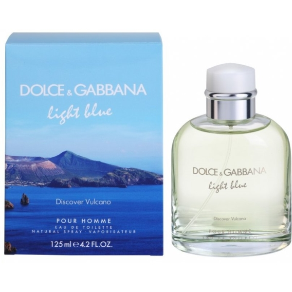 LIGHT BLUE DISCOVER VULCANO by Dolce & Gabbana