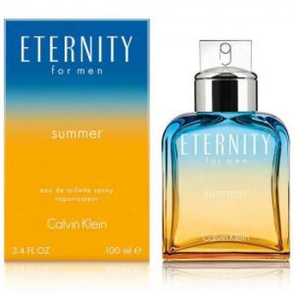 ETERNITY SUMMER by CALVIN KLEIN
