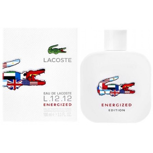L.12.12 ENERGIZED by Lacoste