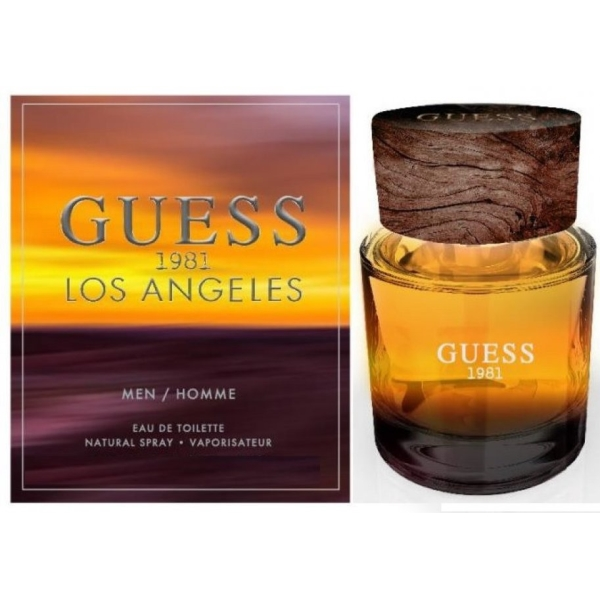 GUESS 1981 LOS ANGELES by Guess
