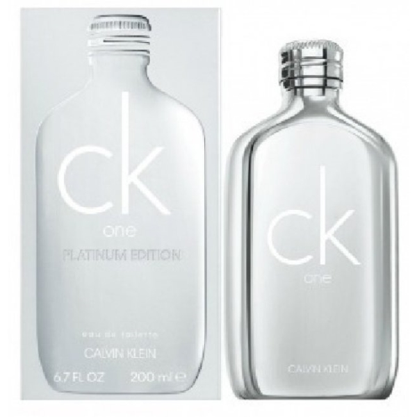 CK ONE PLATINUM by Calvin Klein