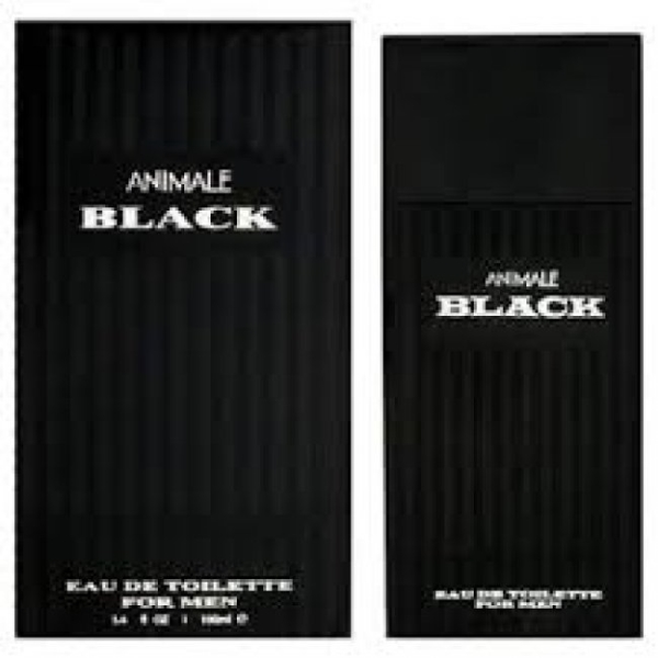 ANIMALE BLACK FOR MEN by Animale