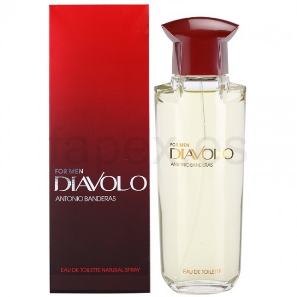 DIAVOLO 200ML by Antonio Banderas