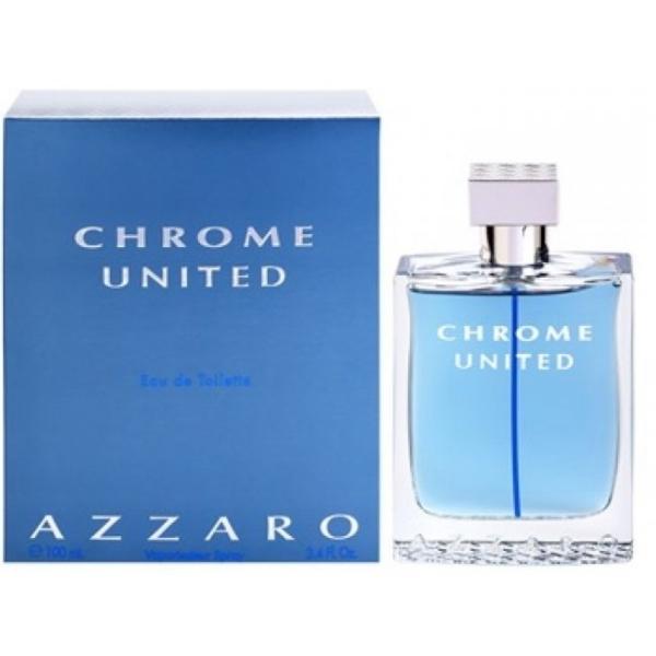 CHROME UNITED by Loris de Azzaro