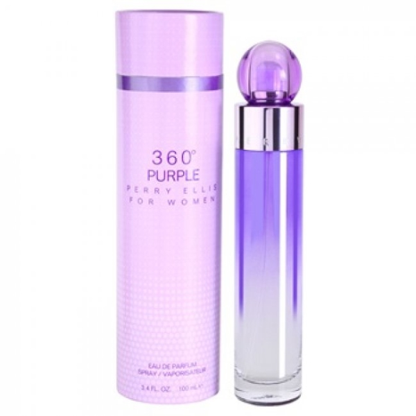 360° PURPLE FOR WOMEN by Perry Ellis