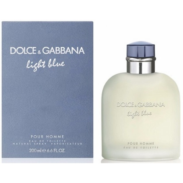 LIGHT BLUE 200ML POUR HOMME by Dolce Gabbana