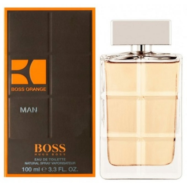 BOSS ORANGE MAN by Hugo Boss