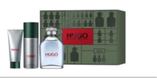 Estuche Hugo Boss Hugo Cantimplora
